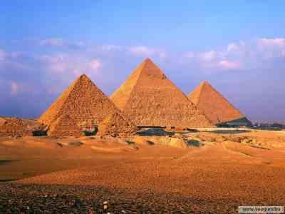 LES PYRAMIDES Pyramide