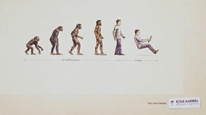 Imprimer : L'évolution mène toujours au progrès